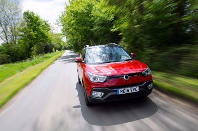 SSANGYONG LAUNCHES TIVOLI XLV - LIKE A TIVOLI BUT LOADS MORE SPACE