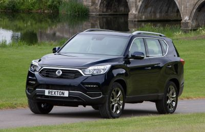 The New SsangYong Rexton is Here!