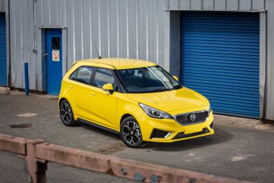 The New MG3 Has Arrived At Frasers!