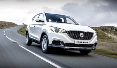 MG Motor UK Celebrates Biggest Year Ever!