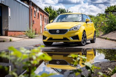 MG Motor UK celebrates record start to 2019!