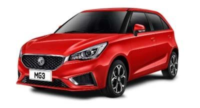 MG3 1.5 VTi-Tech Exclusive Nav