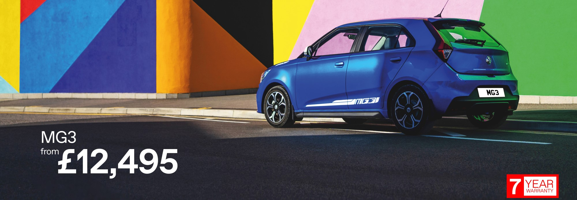 New Mg 3 - Overview