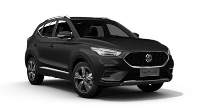 Mg New Zs - Available In Black Pearl