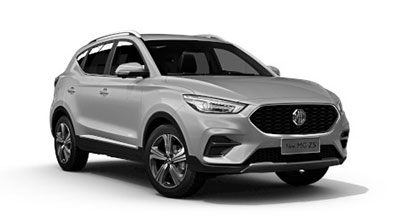 Mg New Zs - Available In Monument Silver
