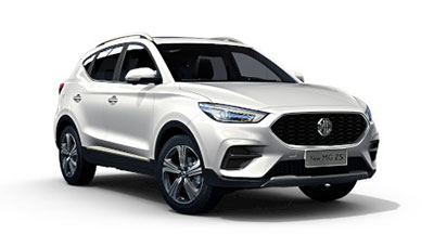 Mg New Zs - Available In Arctic White