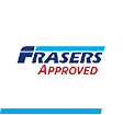 Frasers Approved Stock